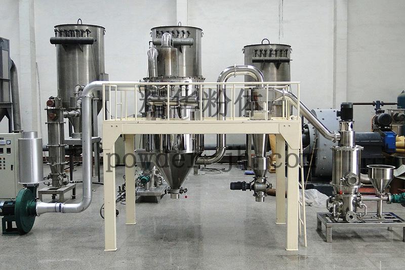 气流毁坏机的优势特点 以及超微气流毁坏机的应用